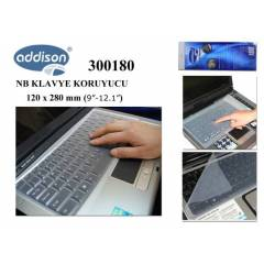 Addison 300180 9-12.1 Notebook Klavye Koruy