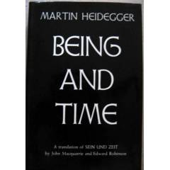 Being and Time - Heidegger