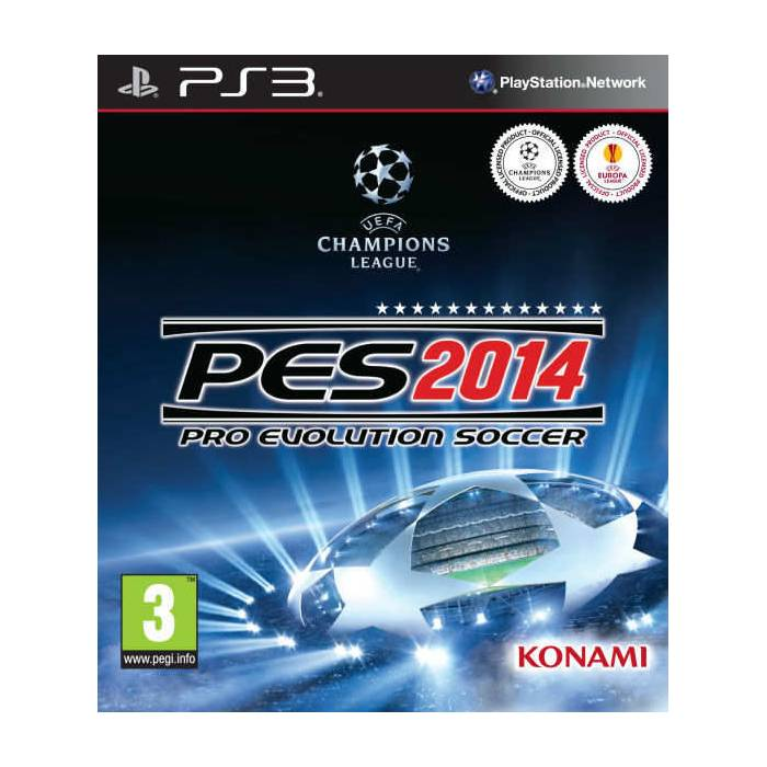 PES 2014 PS3 OYUN �NS�PAR��L�  WORLDBAZAAR