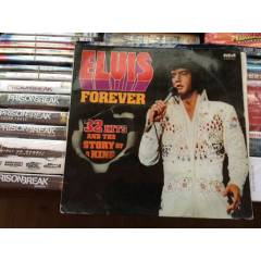 ELVIS PRESLEY-FOREVER-32 HITS*DOUBLE LP