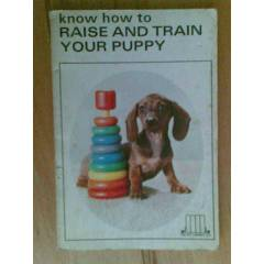 KNOW HOW TO RAISE AND TRAIN YOUR PUPPY KÖPEK BA