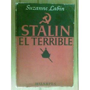 SUZANNE LAB�N /STALIN EL TERRIBLE 1947