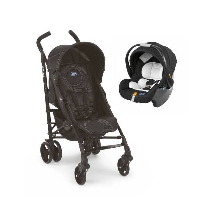 Chicco Lite Way Plus Travel Bebek Arabas� Siyah