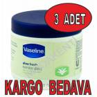 3 ADET - Vaseline Aloe Fresh V�cut Kremi 300 ml