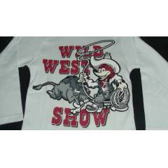 WILD WEST SHOW BASKILI SWEATSHIRT