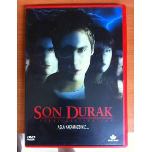 FINAL DESTINATION SON DURAK DVD 2.EL