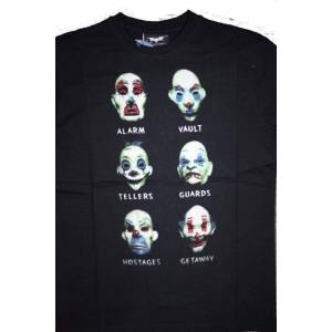 Batman - Joker Alarm Suratlar T-Shirt