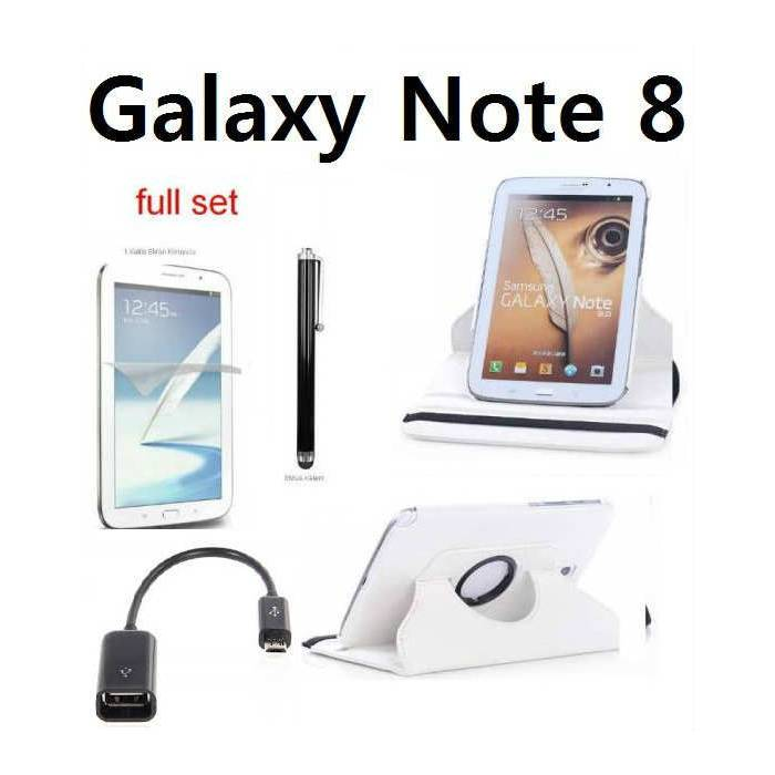 SAMSUNG GALAXY NOTE 8.0 KILIF N5105_ FULL SET