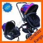 Kraft Twist RLX Travel Sistem Bebek Arabas� 2013
