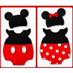 Minnie Mickey Mouse Disney Yazl�k Body