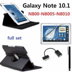 Samsung Galaxy Note 10.1 N8010 Stand K�l�f Set