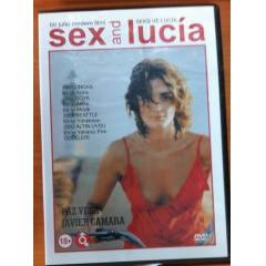 SEX AND LUCIA JULIO MEDEM  DVD 2.EL