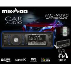 MIKADO MC-9890 ARABA TEYBI MP3/USB/SD/FM DESTEK