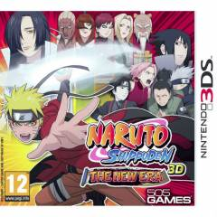 NARUTO SHIPPUDEN 3D THE NEW ERA 3DS PAL