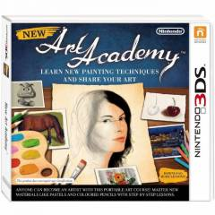 NEW ART ACADEMY 3DS PAL SIFIR AMBALAJINDA