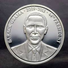 U.S.A. BARACK OBAMA Proof UNC