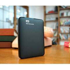 "WD ELEMENTS 2 TB 2.5"" TA�INAB�L�R HDD USB 3.0"