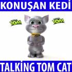 Talking Konu�an Kedi Tom Cat Oyuncak 162