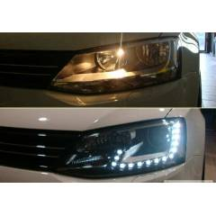 VW JETTA 2011 SON OEM BI XENON LED FAR