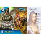 Aeira Games 24000 Aeria Points Shaiya