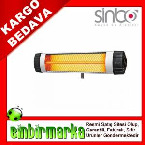 Sinbo SFH-3323 �nfrared Is�t�c� 2200W Kargo Beda