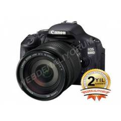 Canon EOS 600D 18-200mm REBEL T3�  GARANT�L�