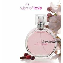 AVON BAYAN PARF�M WISH OF LOVE EDT 50 ML