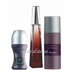 AVON ERKEK PARF�M SURRENDER EDT 3L� SET