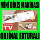 Ful Sewing Portatif Mini Diki� Makinas� Makinesi