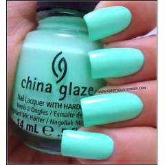 China Glaze Sunsational Highlight Of My Summer