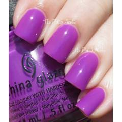 China Glaze Sunsational Are You Jelly ?