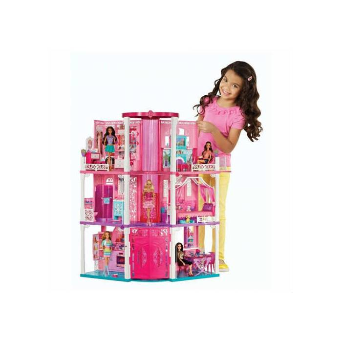 Barbie Dream House R�ya Evi Yeni Model!