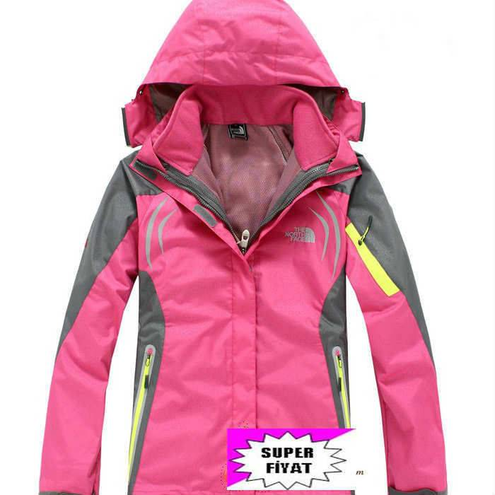 THE NORTH FACE 2 IN 1 BAYAN MONTLARI