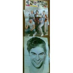 POSTER / CHACE CRAWFORD -ONE DIRECTION 27X42