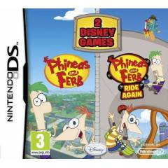 PHINEAS AND FERB 2 GAME DS SIFIR AMBALAJINDA