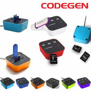 Codegen C7 Usb All In One Kart Okuyucu+USB Hub