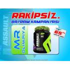 MusclePharm Assault 736 Gr BLUE ARTIC RASBERRY