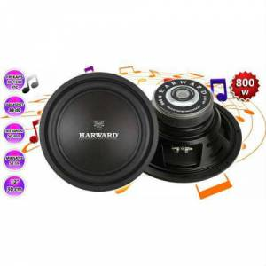 Harward Woofer 30 cm 800 Watt 52 OZ HR-3010