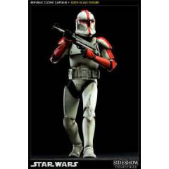 Sideshow Star Wars Republic Clone Captain