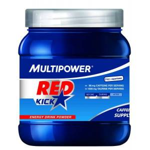 Multipower Red Kick 500 gr -Protein Bar HED�YEL�