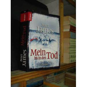 ALMANCA - MEIN BIS IN DEN TOD - PETER JAMES
