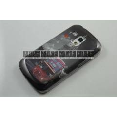 Samsung Galaxy S Duos S7562 K�l�f London Bus Kap