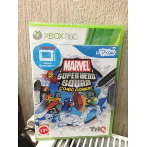 XBOX 360 MARVEL SUPER SQUAD U DRAW SIFIR PAL