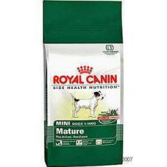 ROYAL CANIN MINI MATURE YA�LI K�PEK MAMASI 2 KG