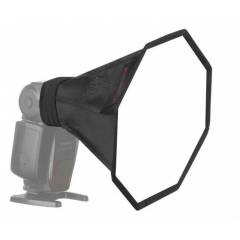 JINBEI 20cm Tepe Fla� ��in Mini Octagon Softbox