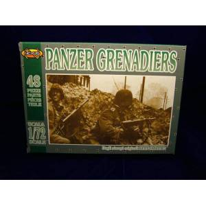 1/72 Atlantic Nexus Alman Panzer Grenadier figur