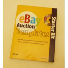 eBay Auction Templates Starter Kit [Paperback]