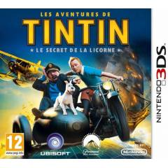 TINTIN THE SECRET OF THE UNICORN 3DS PAL SIFIR