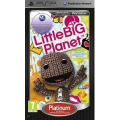 PSP LITTLE BIG PLANET ORJ�NAL PSP OYUNU