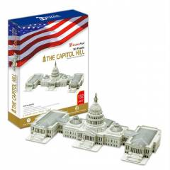 the capitol hill  3D Puzzle